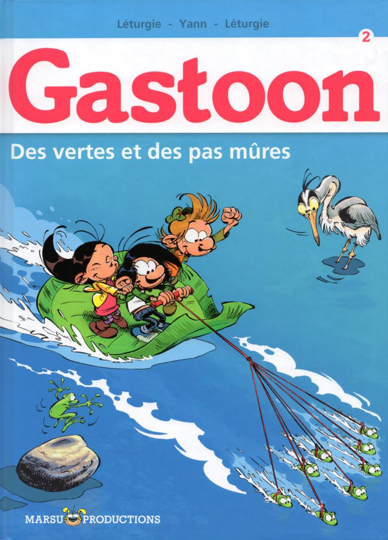 Gastoon  Tome 02