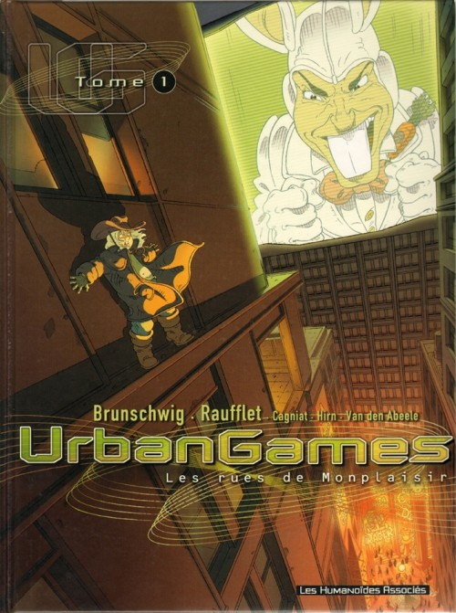 Urban Games One Shot