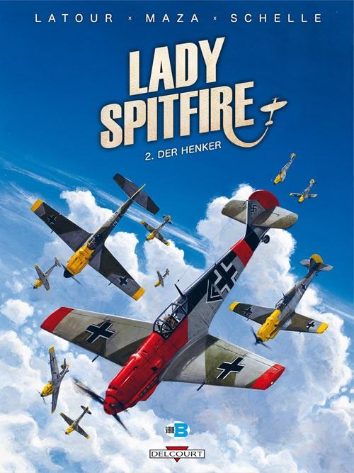 Lady Spitfire Tome 02