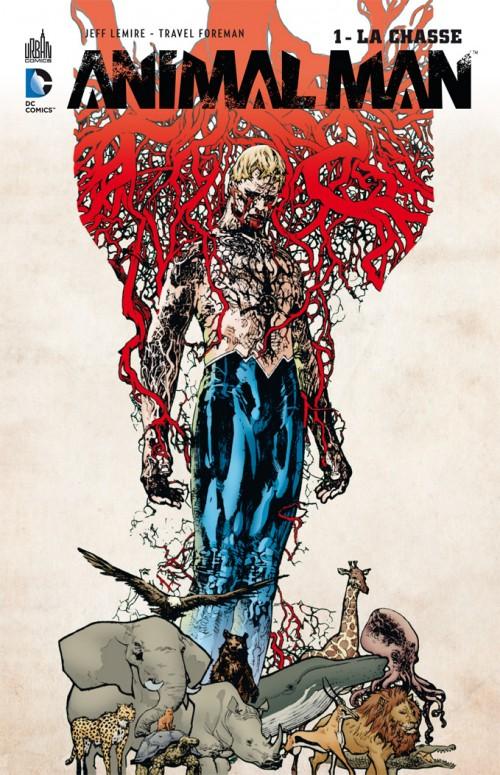 [DC Renaissance] Animal Man - La chasse - FR - CBR