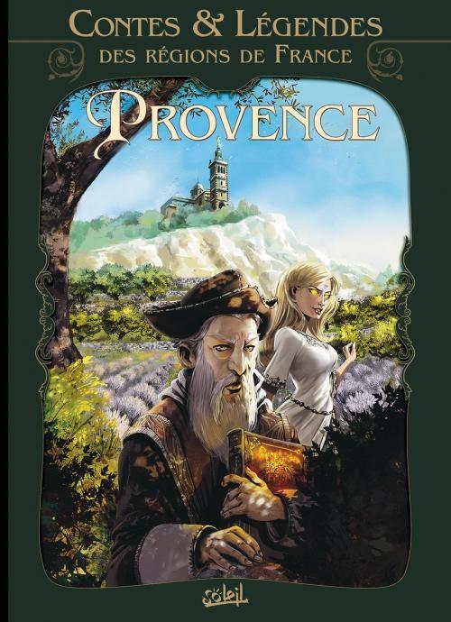 Contes et légendes des régions de France Tome 1 CBZ