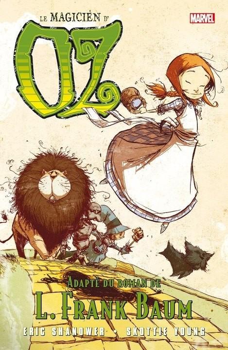 Le magicien d'Oz (Panini) Tome 1 : Le Magicien d'Oz
