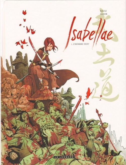 Couverture de Isabellae -1- L'homme-nuit