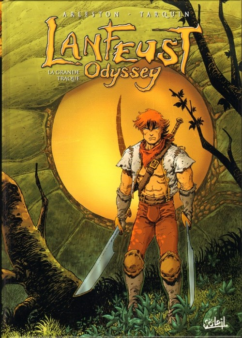Lanfeust Odyssey  Tome 04