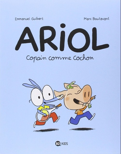 Ariol (2e Série) - Tome 3