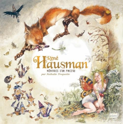 Hausman Mémoires d'un pinceau