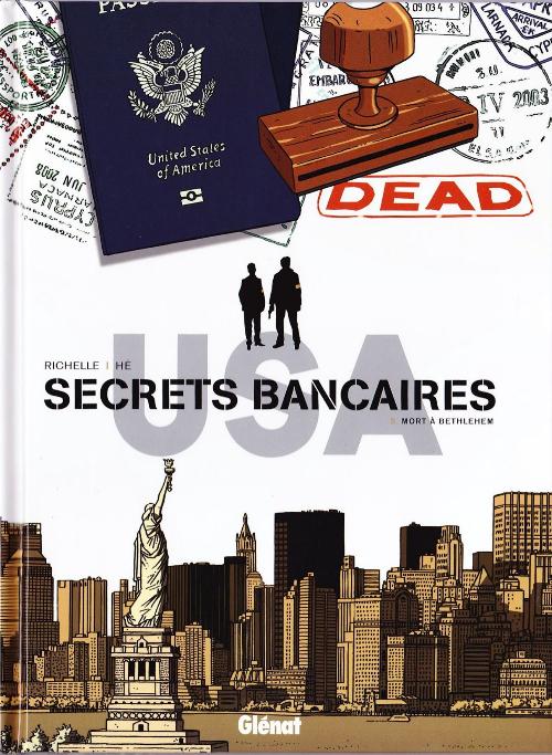 Secrets Bancaires USA tome 5