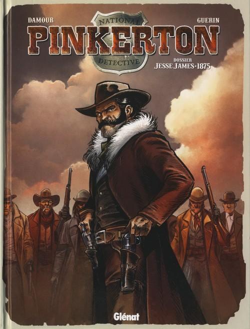 Pinkerton - 4 tomes