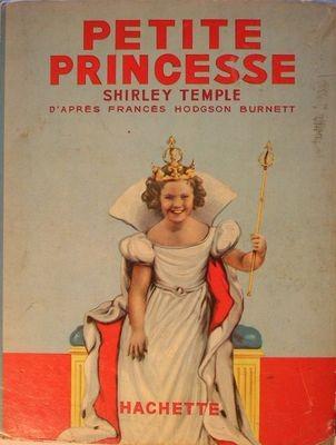 Walt disney hachette silly symphonies 15 petite princesse shirley temple - Petite princesse disney ...