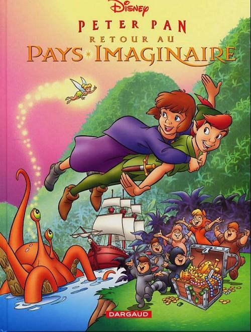 Les classiques du dessin anim 30 peter pan retour au - Peter pan dessin anime gratuit ...