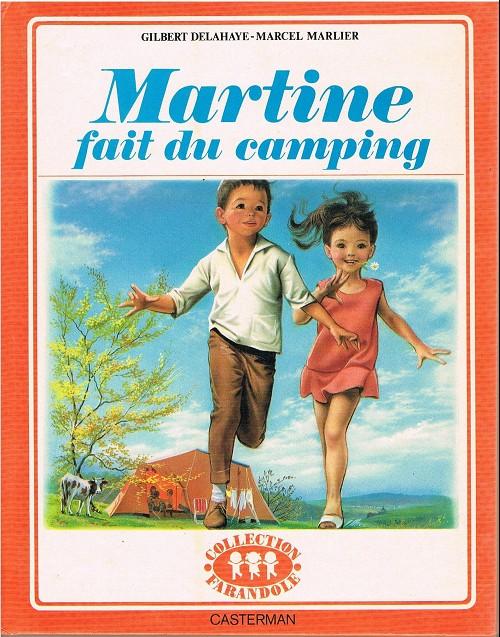 Martine 9 martine fait du camping - Martine fait la cuisine ...