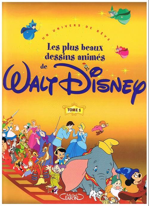 Les plus beaux dessins animes de walt disney bd - Dessins animes disney gratuit ...