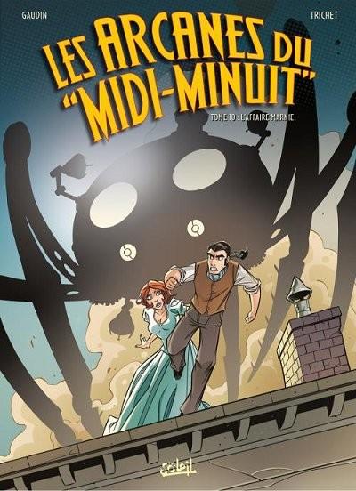 Les Arcanes du Midi-Minuit Tome 10