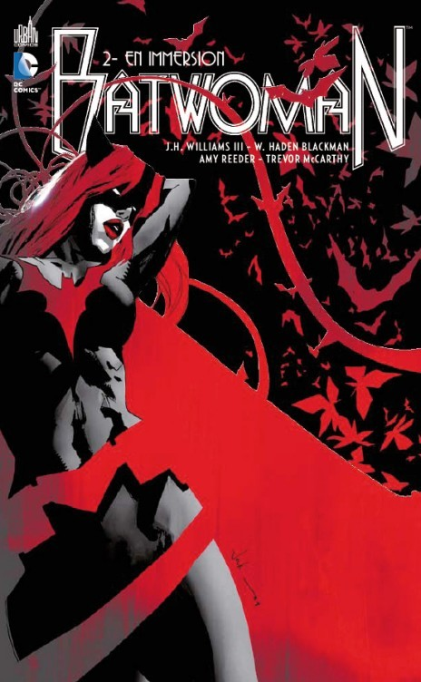 Batwoman (Urban Comics) Tome 2 : En Immersion