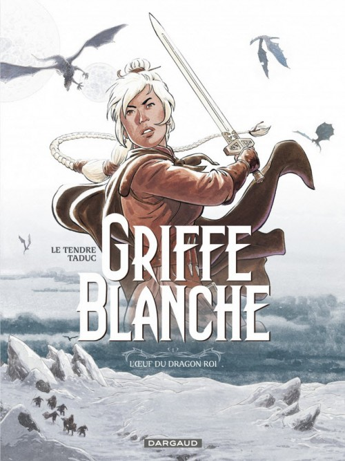 Griffe blanche Tomes 1 à 3