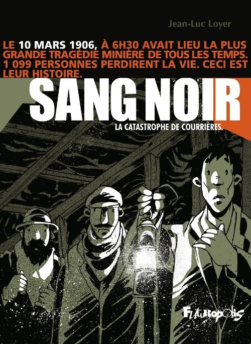 Sang Noir One shot PDF