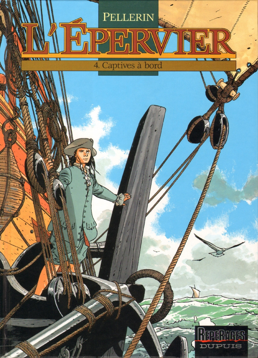 L'Epervier Tome 4 CORRIGE