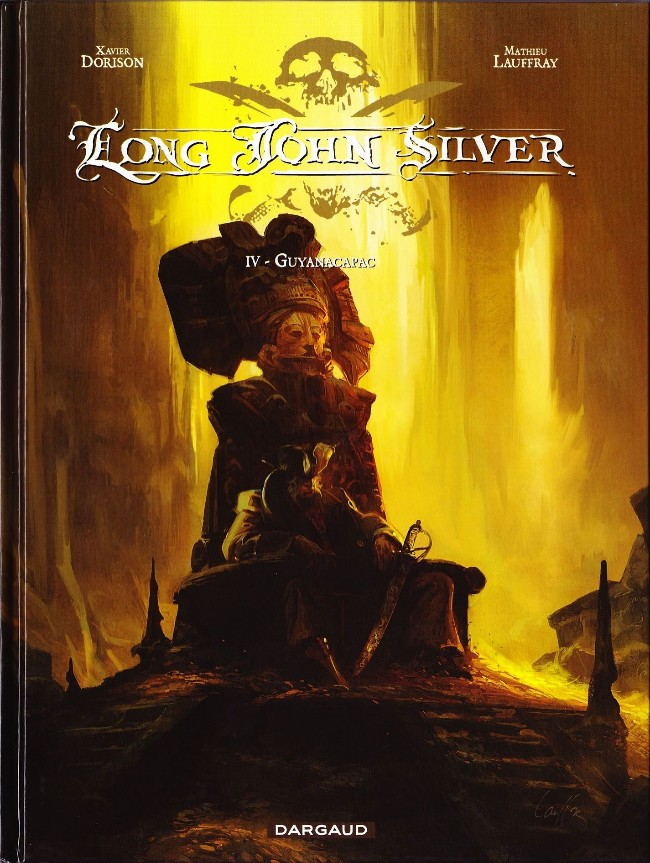 [Multi]  Long John Silver - Tome 04 - Guyanacapac
