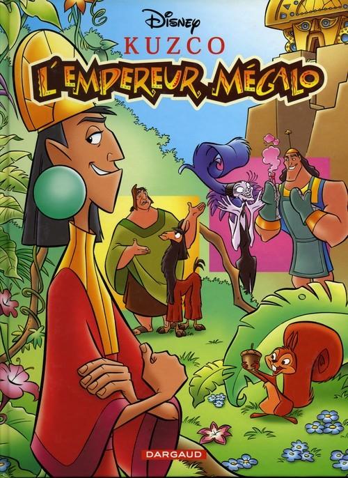 Les classiques du dessin anim 12 kuzco l 39 empereur m galo - Kuzco dessin anime ...