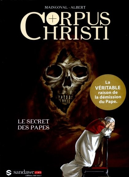 Corpus Christi (Sandawe) Le secret des papes