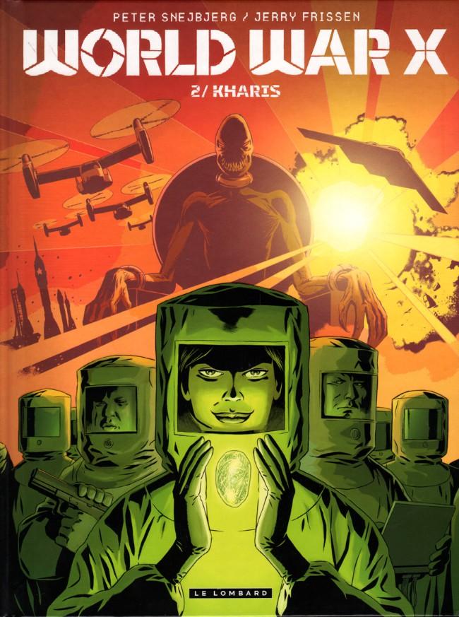 World War X - Intégrale 3 tomes