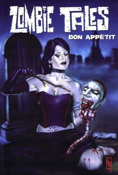 Couverture de Zombie Tales -3- Bon appétit