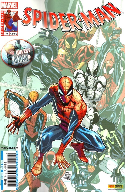 [Multi]  Spider-Man v3 Tome 10 a 12