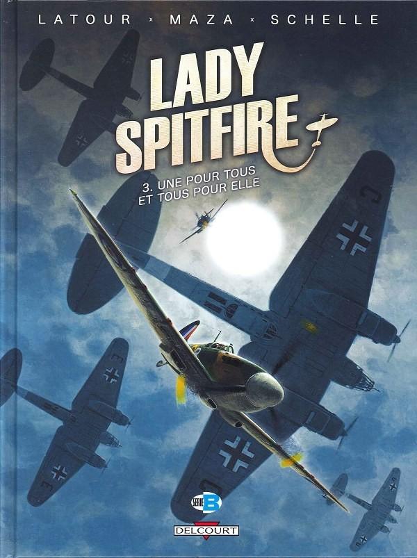 Lady Spitfire Tome 03