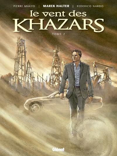 Le Vent des Khazars Tome 2