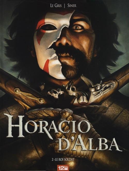 Horacio d'Alba - Intégrale 3 tomes - PDF