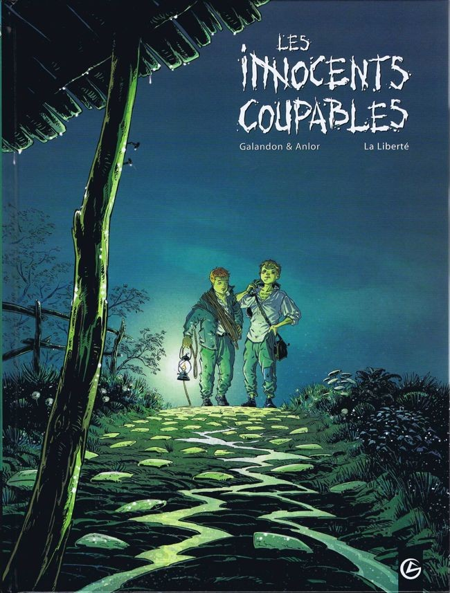 Les Innocents coupables Tome 3
