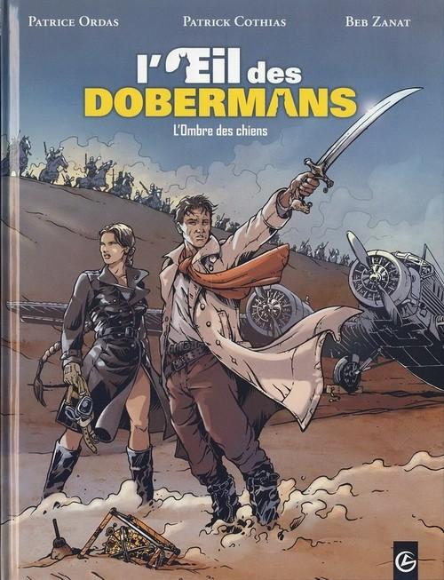 L'Oeil des Dobermans, tomes 1 à 3 PDF