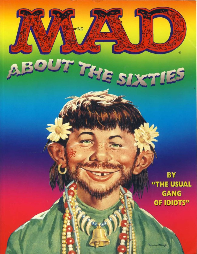 Mad (divers) -05- Mad about the sixties