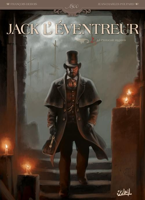 Jack L'Eventreur Tome 2