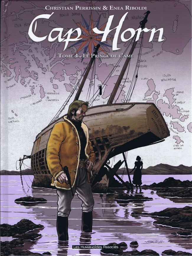 Cap Horn Tome 4