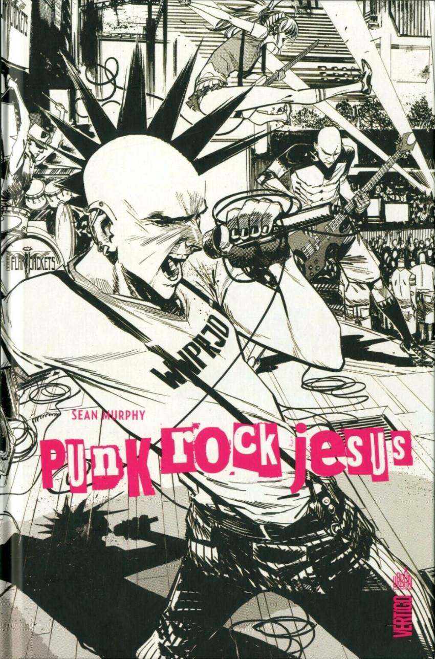 Couverture de Punk Rock Jesus