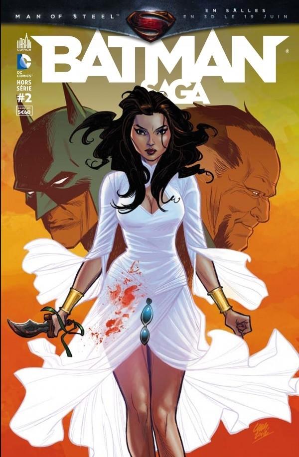 Batman Saga - HS02 : Batman Incorporated [Urban comics]