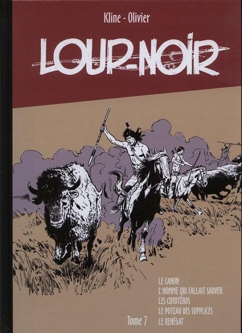 Loup Noir 10 volumes