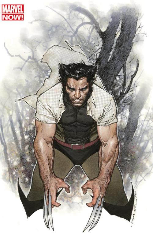 Wolverine marvel france 4e s rie 1 un vent nouveau - Dessin wolverine ...