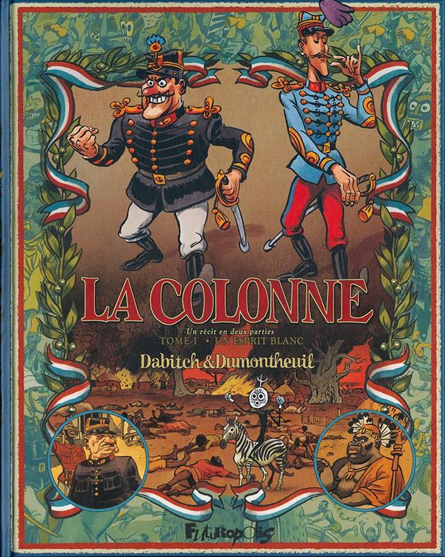 La Colonne - Tomes 1 et 2