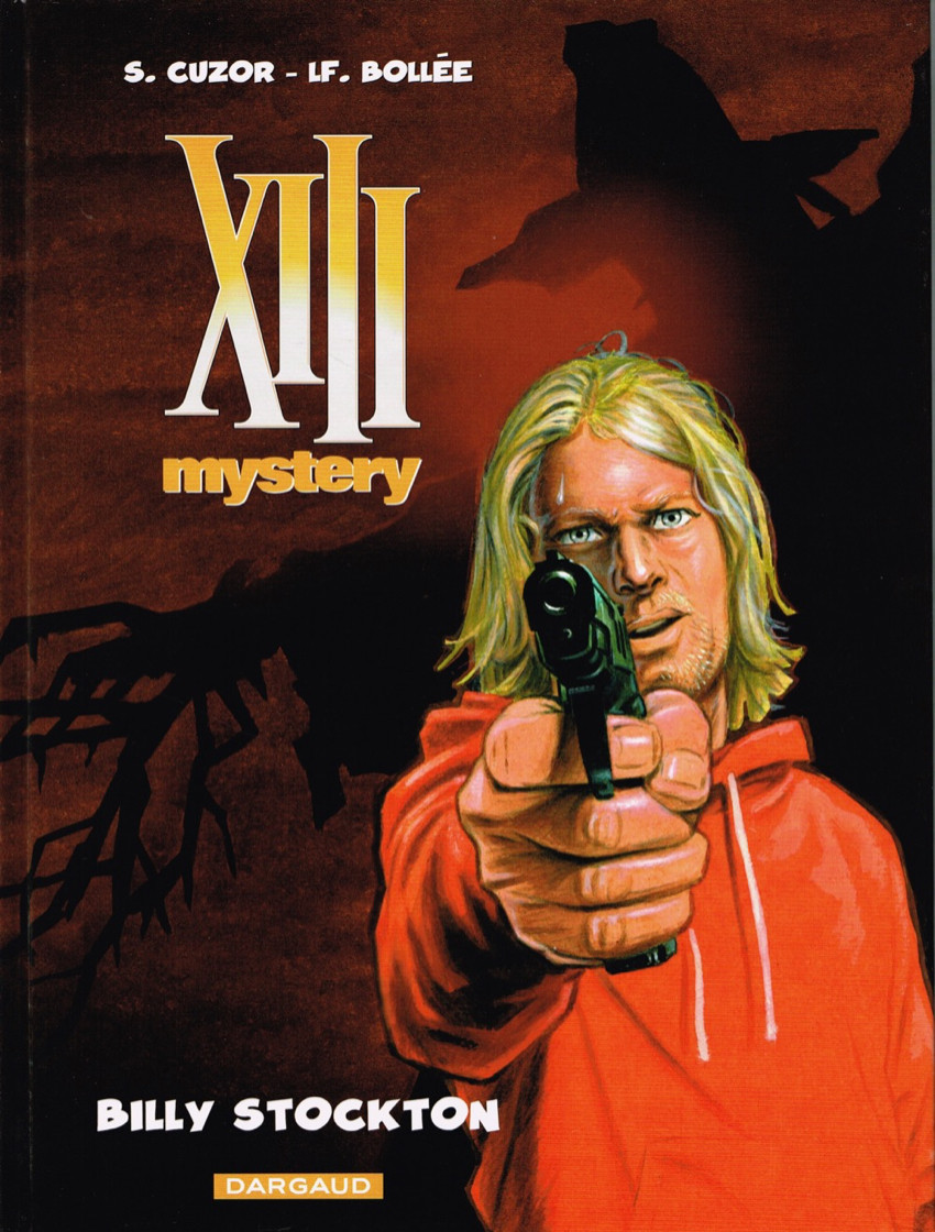 XIII Mystery Tome 6 : Billy Stockton