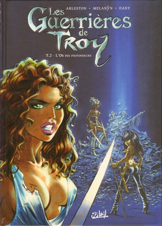 Guerrières de Troy - T2