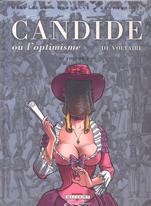 Candide ou l'optimisme Tome 3