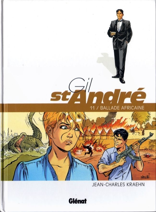 Gil St Andre Tome 11