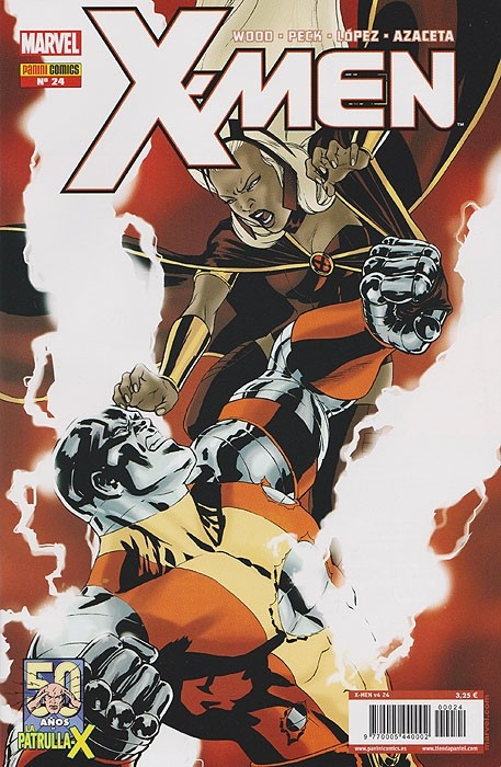 X-Men Tome 24