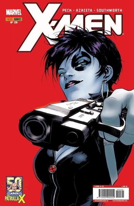 X-Men v4 Tome 25 French