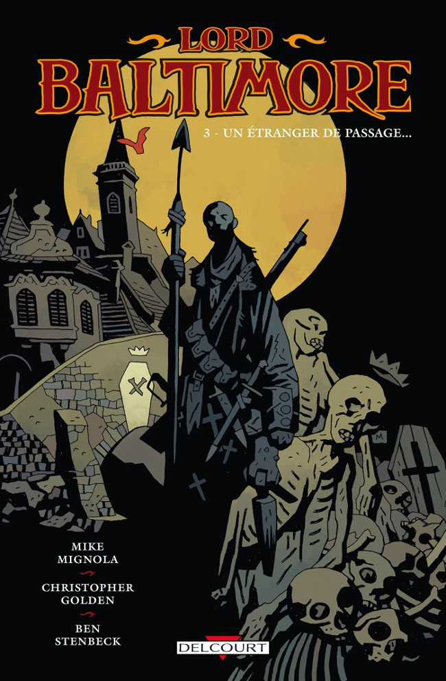 Lord Baltimore Tome 3