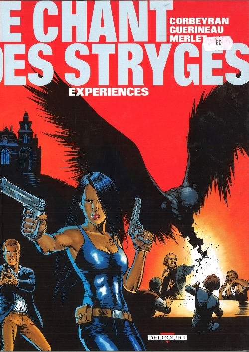 Chant Des Stryges Tome 04