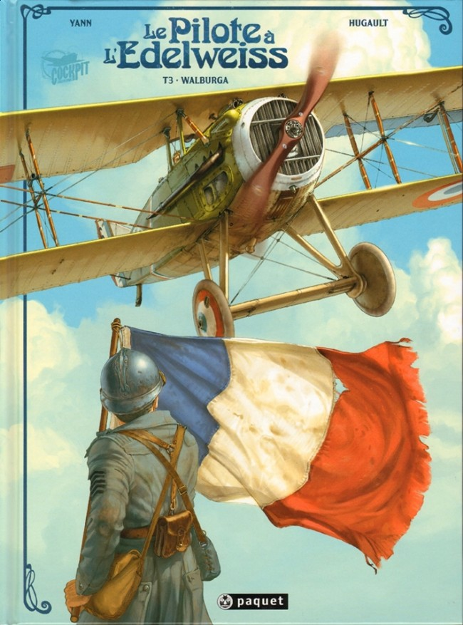 Le pilote � l'Edelweiss Tome 3 : Walburga