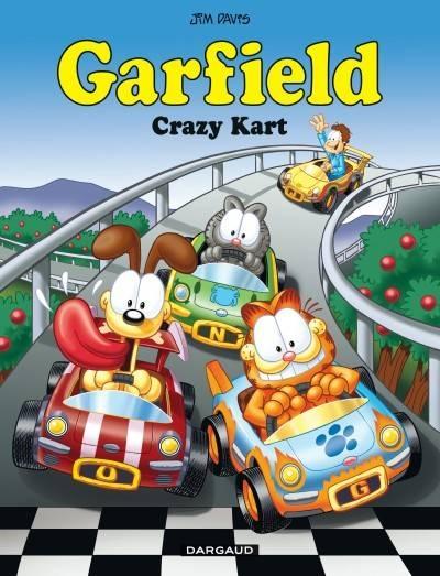 Garfield - Tomes 48 et 50 ? 58